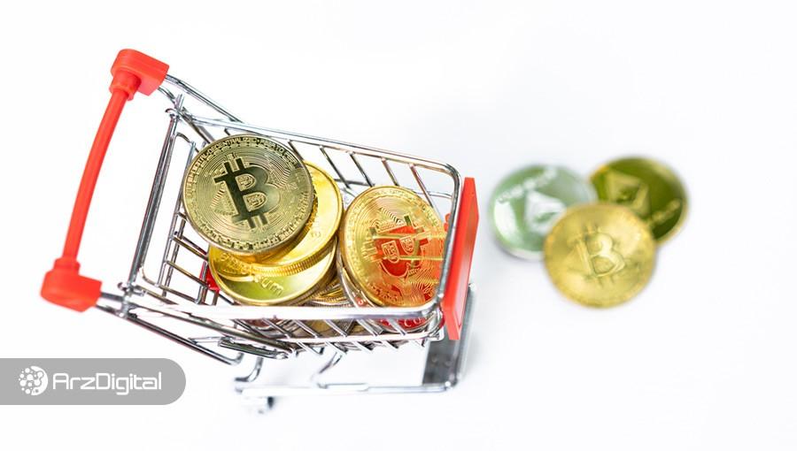 خریدهای سنگین بیت کوین طی ۴۸ ساعت گذشته؛ شرکتها در کف بیت کوین جمع میکنند؟