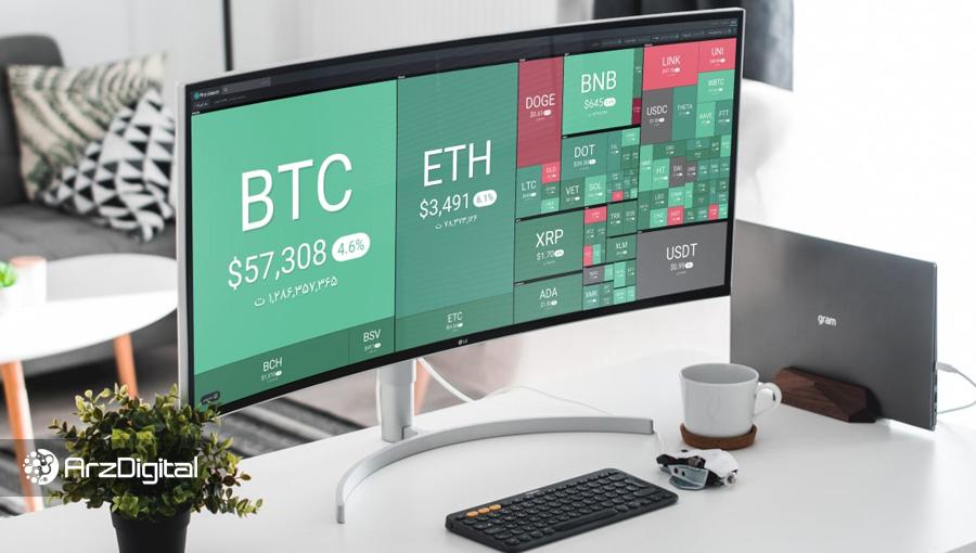 ارزواچ، نقشه بازار ارزهای دیجیتال، راهاندازی شد