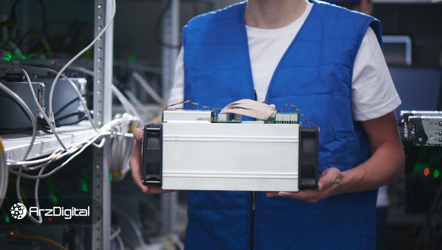 اولین محموله دستگاههای استخراج شرکت بیت ماینینگ وارد قزاقستان شد