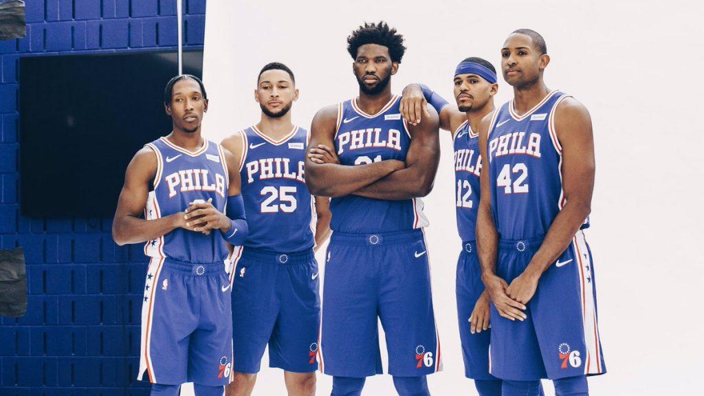 همکاری تیم بسکتبال فیلادلفیا با پلتفرم توکنهای هواداری