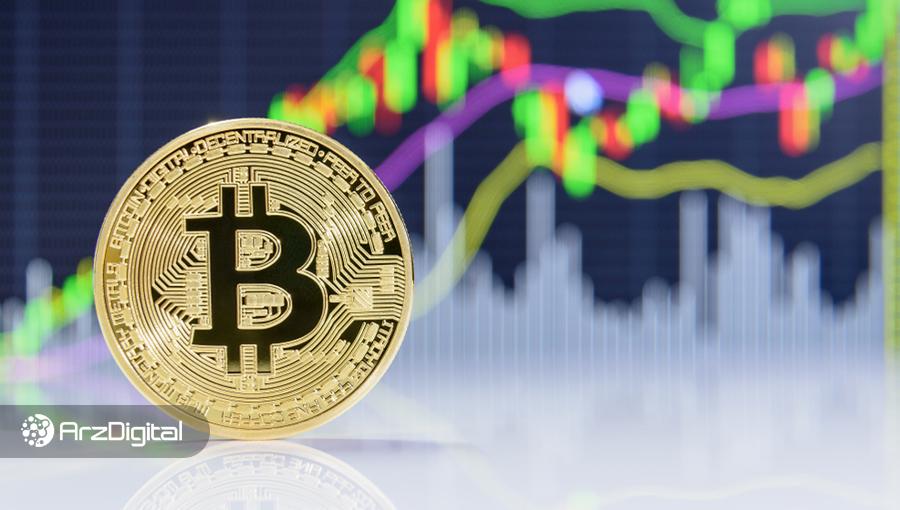 بازگشت قیمت بیت کوین از سطح ۴۱,۰۰۰ دلار با فروش گسترده