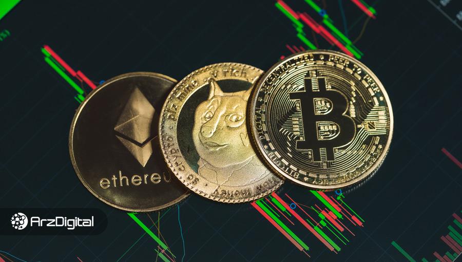 وضعیت بازار؛ روز سبز ارزهای دیجیتال همزمان با انتشار اخبار مثبت
