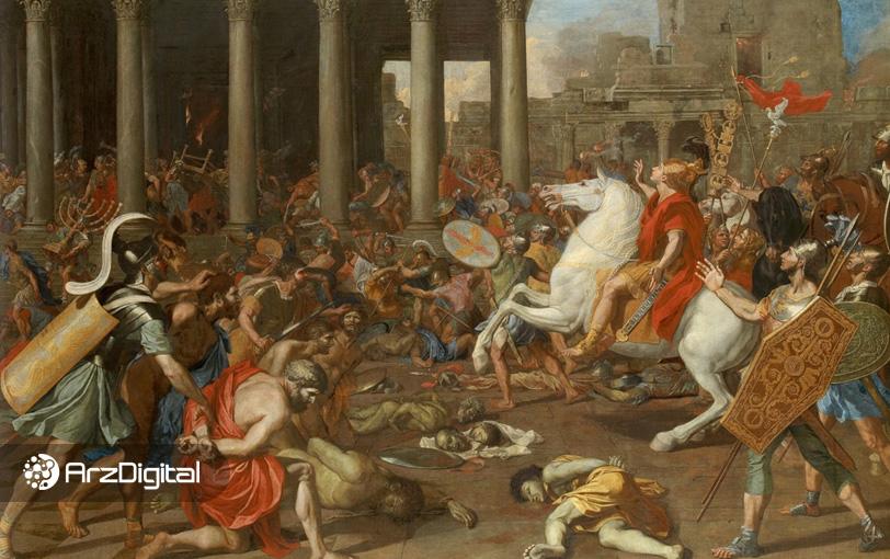 نابودی اقتصاد جهان با پولهای دولتی: ابرتورم روم باستان و شباهت آن به امروز