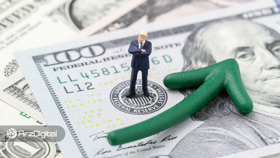 فدرال رزرو: قیمت ارزهای دیجیتال نشاندهنده افزایش علاقه برای پذیرش ریسک است