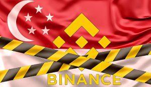 کاربران کشور سنگاپور، دیگر قادر به استفاده از عملیات اصلی صرافی بایننس نیستند