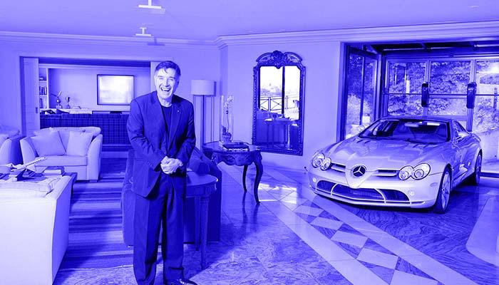 داستان زندگی ایکی باتیستا؛ میلیاردری که ۹۹٫۶ درصد از ثروتش را در عرض شش ماه از دست داد