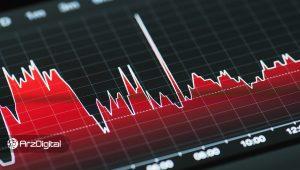 حدود ۹۱ درصد موقعیتهای خرید ارزهای دیجیتال لیکویید شد