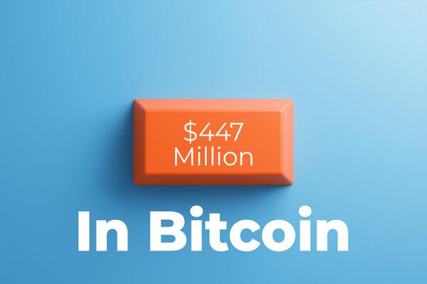 با اوجگیری دوباره بیت کوین حدود نیم میلیارد دلار موقعیت فروش لیکویید شدند