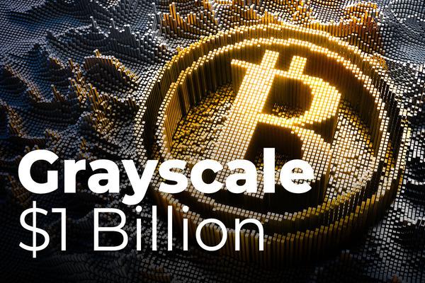 خرید ۱ میلیارد دلار ارز دیجیتال توسط شرکت گری اسکیل در یک روز