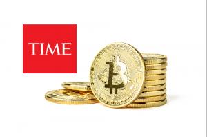 مجله تایم بیت کوین را در ترازنامه خود قرار میدهد