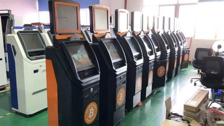 «چین بایتس» یک مرکز تولید خودپرداز بیت کوین در السالوادور راهاندازی میکند