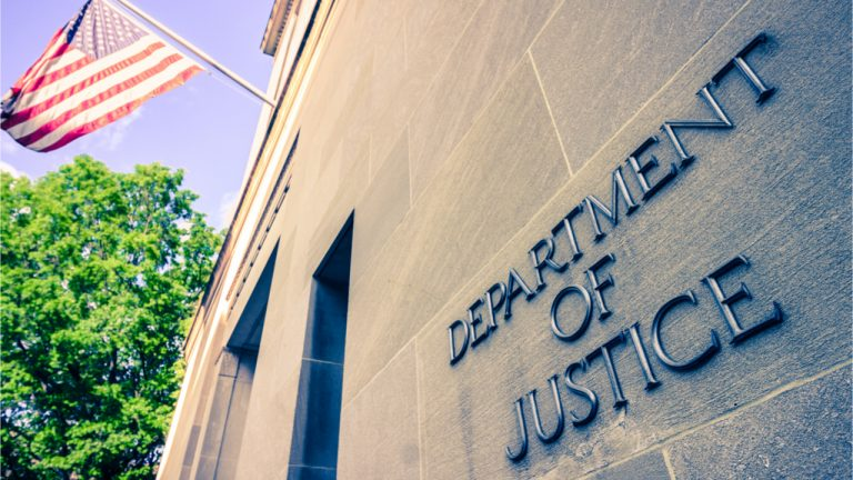 وزارت دادگستری آمریکا به دنبال استخدام وکیلی آشنا به بلاکچین و ارزهای دیجیتال