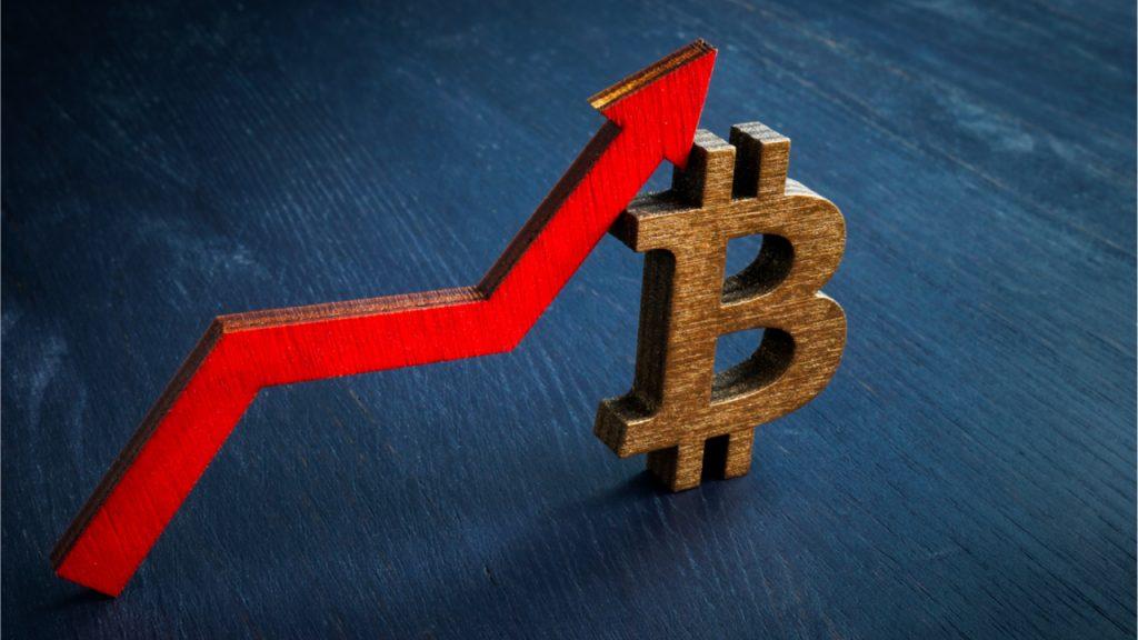 افزایش ۶ درصدی ارزش کل بازار ارزهای دیجیتال همزمان با تثبیت بهای بیت کوین در بالای ۴۱,۰۰۰ دلار