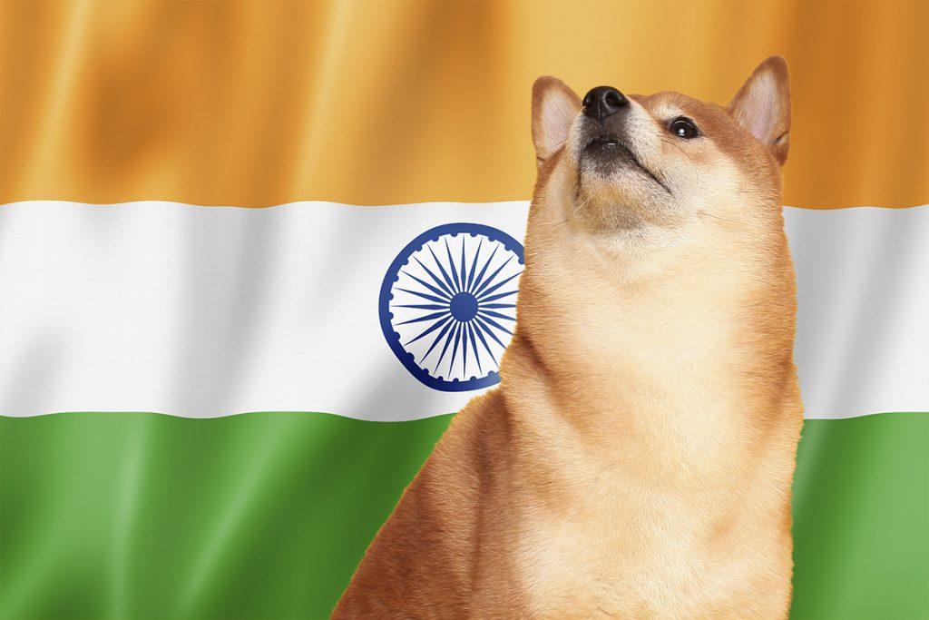 شیبا اینو در قدیمیترین صرافی ارزهای دیجیتال هند لیست شد
